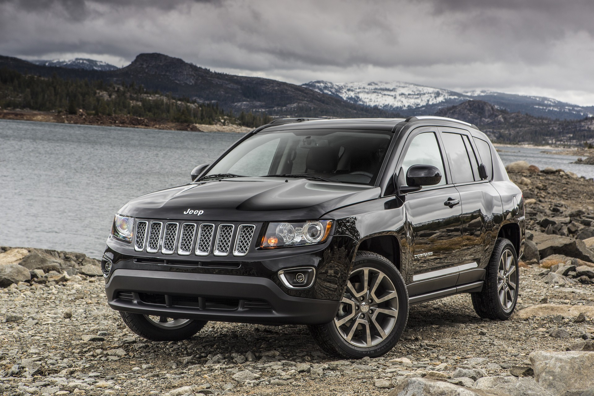 2015 Jeep® Compass Limited
